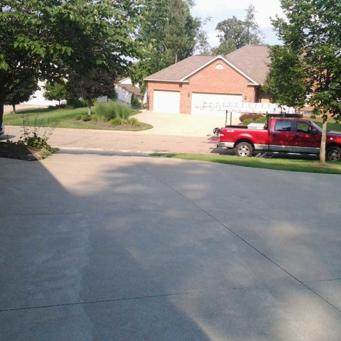 Driveway Cleaning After 2