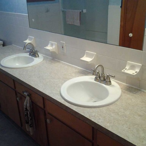 Sink and Counter Replace After